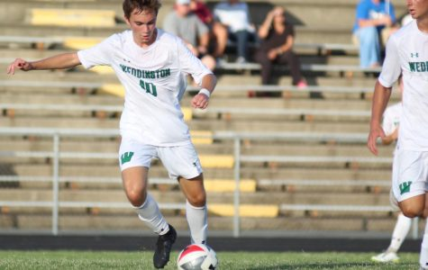 Senior Soccer Players Step-Up To Leadership Roles for Warriors