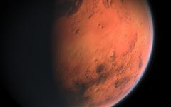 Underground Lake Discovered On Mars