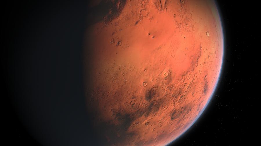 Underground+Lake+Discovered+On+Mars