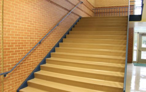LETTER TO THE EDITOR – Stairwell Changes