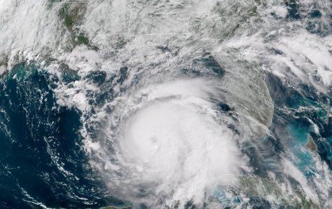 Hurricane Michael Strikes