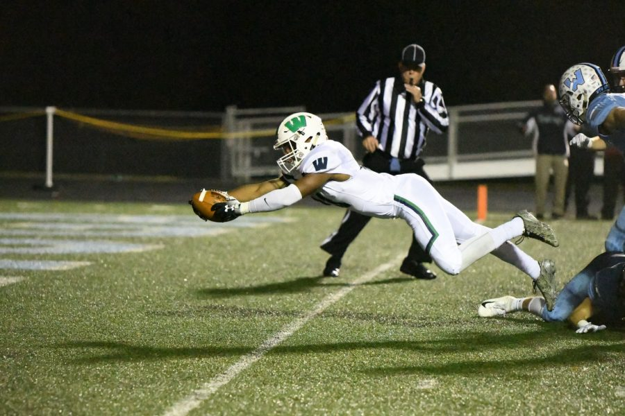 Warriors Romp In Boone With Outstanding Run Game Head To State Semi