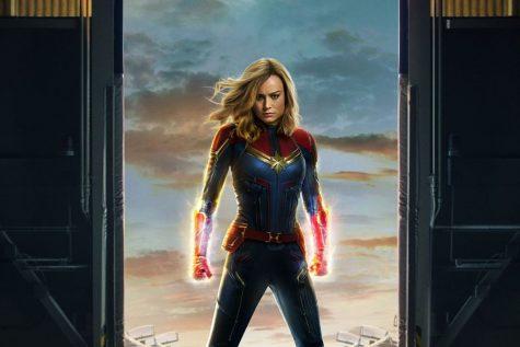 Captain Marvel: A New Face