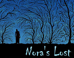Nora's Lost depicts the turmoil of a woman, Nora, suffering from dementia. Photo used under fair use critique law.