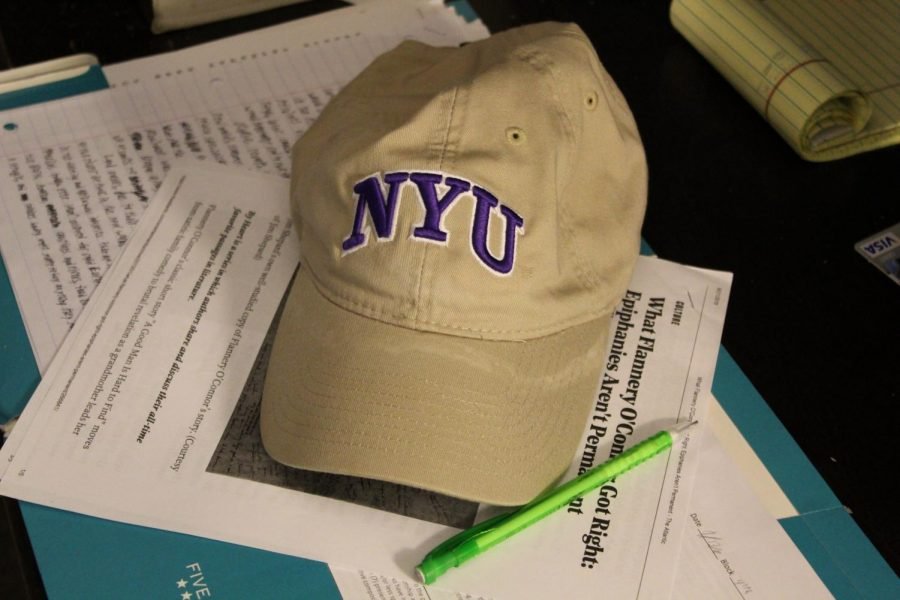 Hats have been a controversial topic in Weddington since the school's opening in 2000.