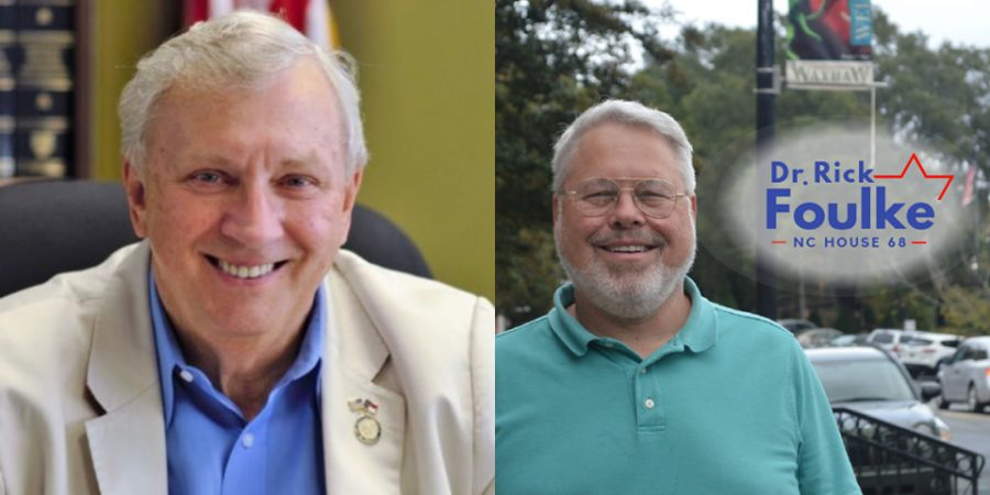 Candidates for North Carolina's 68th House District