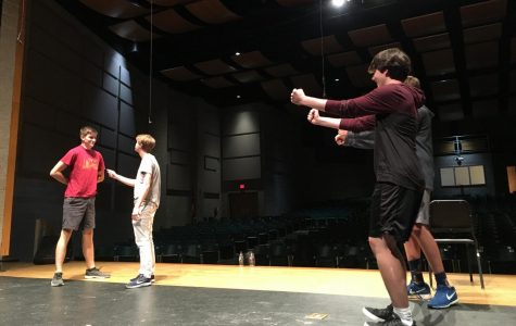Performer's Perspective: 2019 Fall Auditions