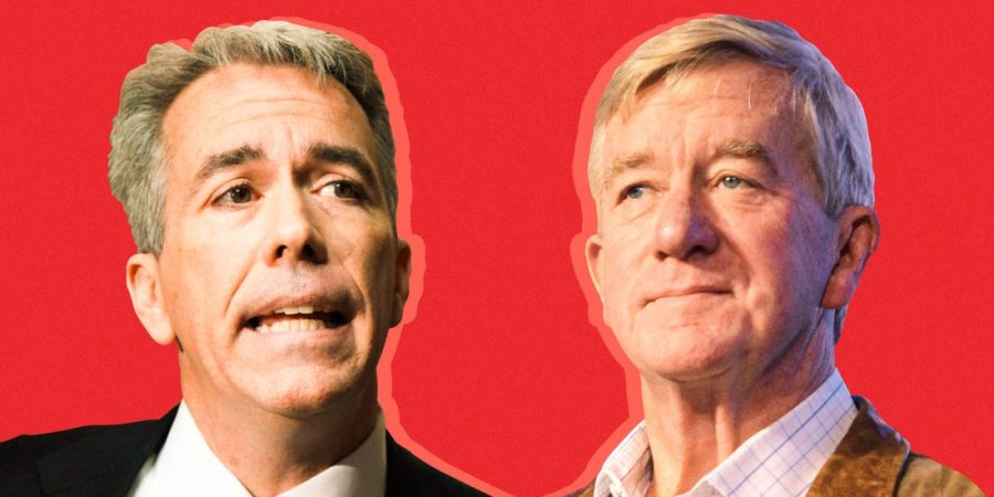 Joe Walsh and Bill Weld, two of the participants in the business insider primary republican debate, intend to dethrone the president, despite their little known status. how to watch gop debate 2020 2x1 Manuel Balce Ceneta/AP Images; Gage Skidmore; Samantha Lee/Business Insider