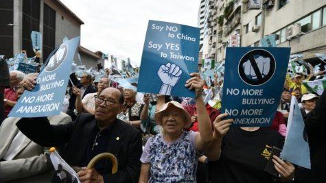 Rising Tensions between China and Taiwan