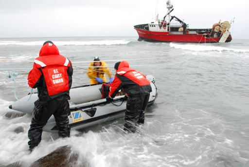 Photo Courtesy of the United States Coast Guard.