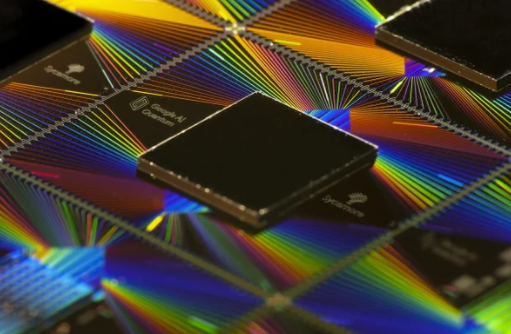 Google's Sycamore quantum processor, capable of outpacing one of the world's most powerful supercomputers. Photo Credit: Google